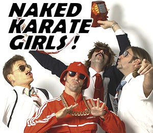 hogrock live bands - naked karate girls