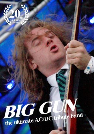 Big Gun - the ultimate AC/DC tribute band