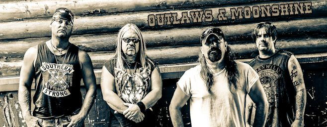 Outlaws and Moonshine band