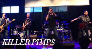 Killer Pimps band