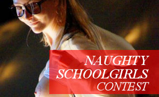 Adults only Naughty Schoolgirls contest